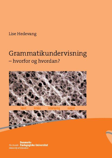 Grammatikundervisning (E-bog)