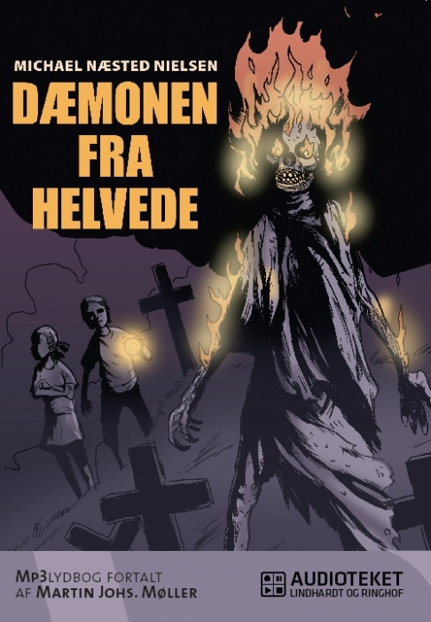 Dæmonen fra helvede (Lydbog)