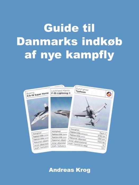 Image of Guide til Danmarks indkøb af nye kampfly (E-bog)