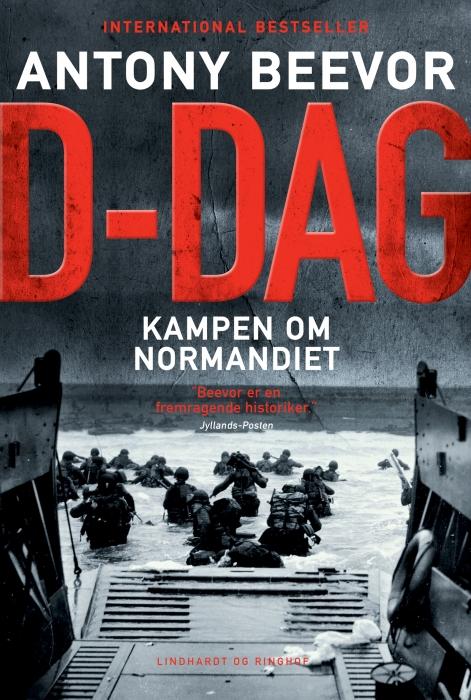 Image of D-dag. Kampen om Normandiet (E-bog)