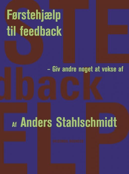 Image of Førstehjælp til feedback (E-bog)