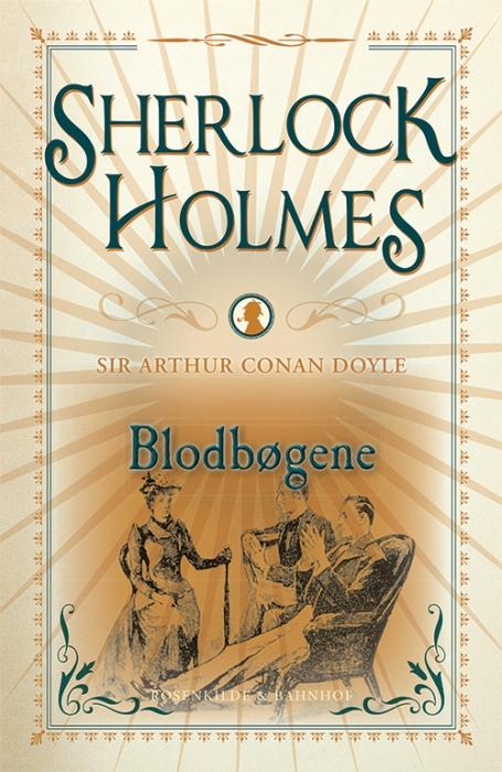 Image of Blodbøgene og andre noveller (Lydbog)