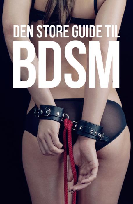 Image of   Den store guide til BDSM (E-bog)
