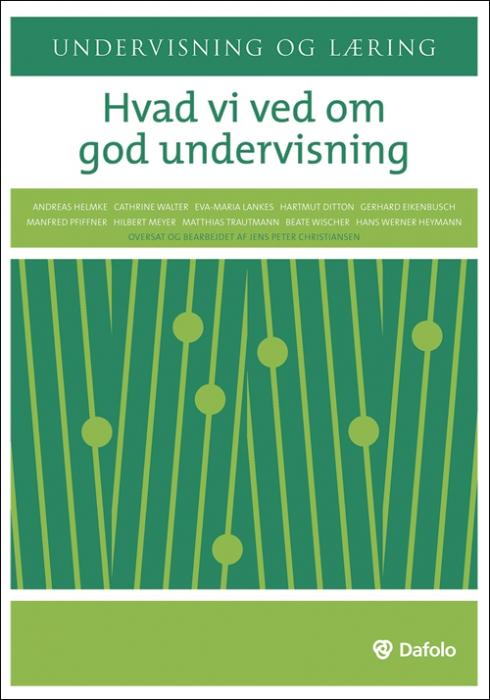 Image of Hvad vi ved om god undervisning (E-bog)