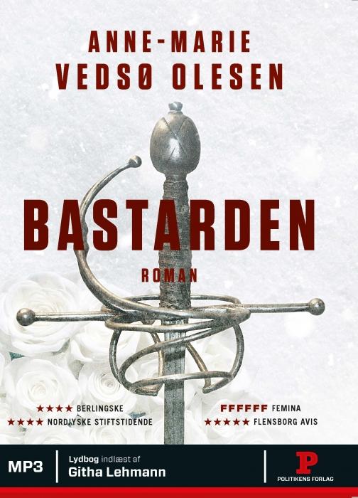 Image of Bastarden (Lydbog)