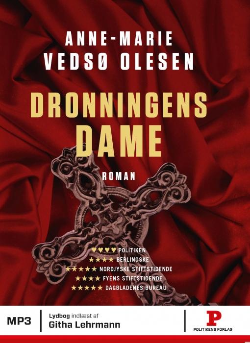 Image of Dronningens dame (Lydbog)