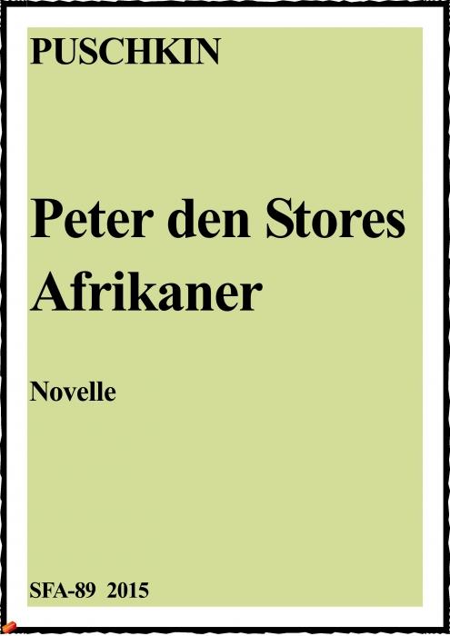 Image of Peter den Stores afrikamer (E-bog)