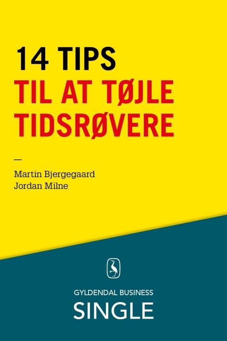 Image of   14 tips til at tøjle tidsrøvere (E-bog)