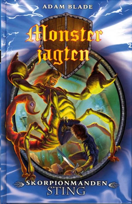 Image of Skorpionmanden Sting (E-bog)