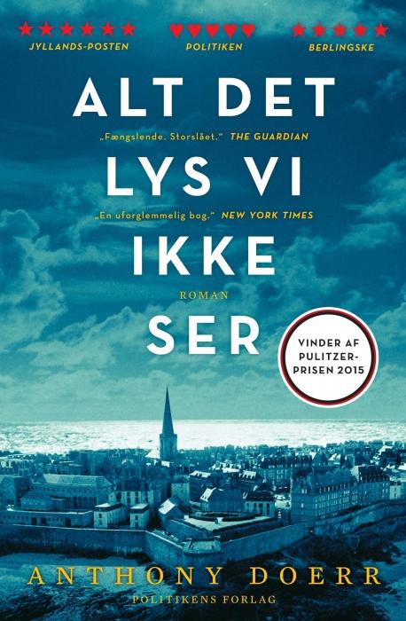 Image of Alt det lys vi ikke ser (E-bog)