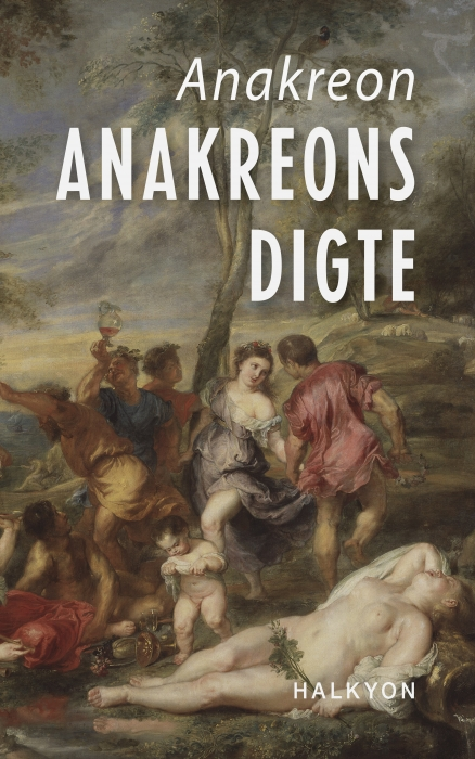Image of Anakreons digte (E-bog)