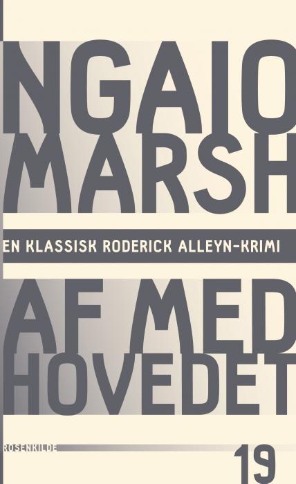 Image of   Af med hovedet (E-bog)