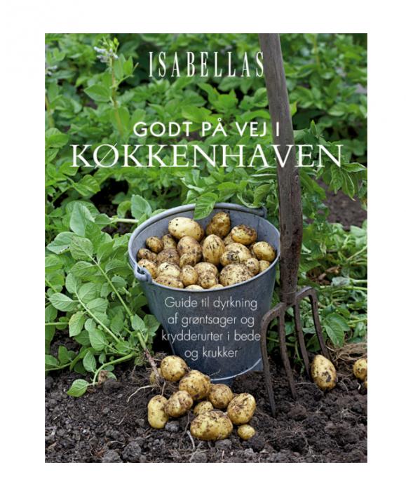Image of   Isabellas: Godt på vej i køkkenhaven (E-bog)