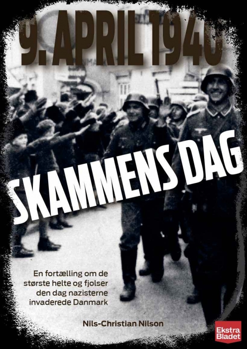 Image of   9. april 1940: Skammens dag (E-bog)