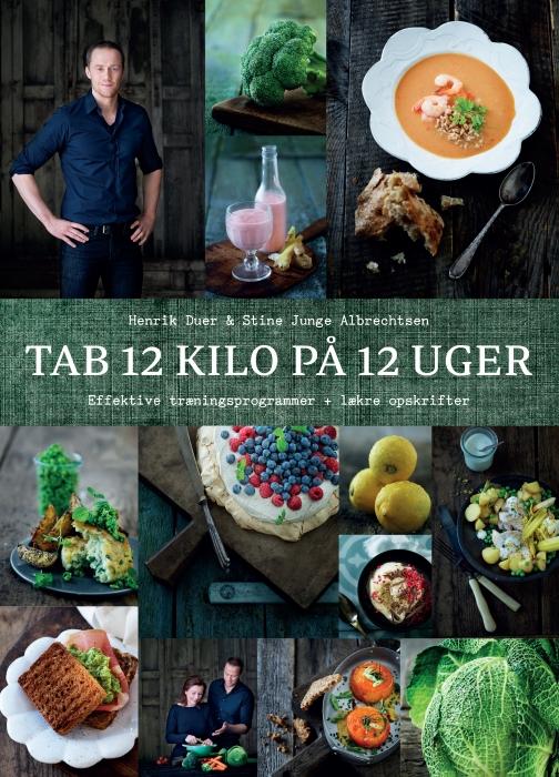 Tab 12 kilo på 12 uger (E-bog)