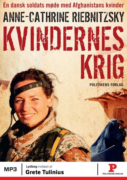 Image of Kvindernes krig (Lydbog)