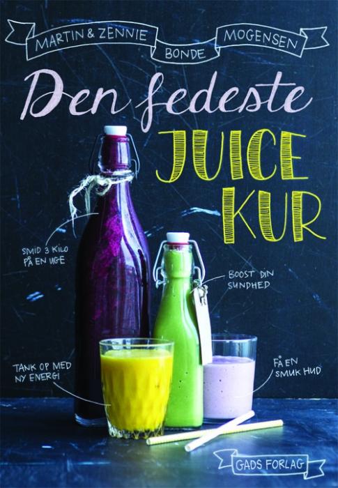 Den fedeste juicekur (E-bog)