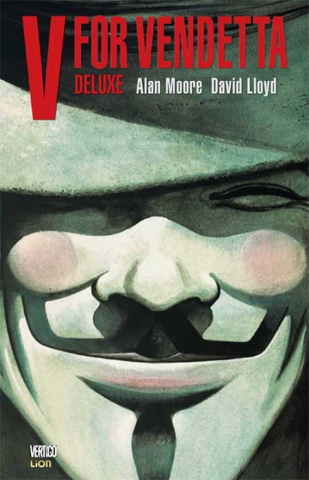Image of V for Vendetta (Bog)