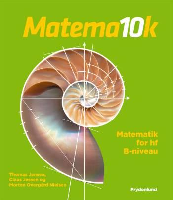 Matema10k B-niveau  -  matematik for hf B-niveau