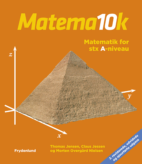 Matema10k  -  matematik for stx, A-niveau