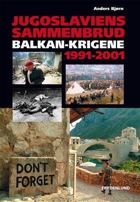 Image of Jugoslaviens sammenbrud (Bog)