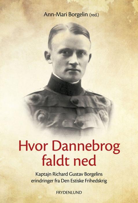 Image of Hvor Dannebrog faldt ned (Bog)