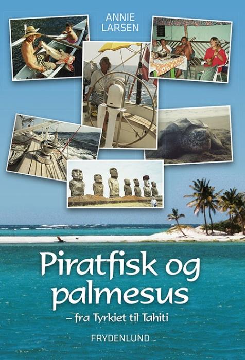 Image of Piratfisk og palmesus (Bog)