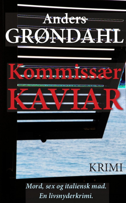 Image of Kommissær Kaviar (Bog)