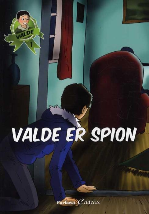 Image of Valde er spion (Bog)