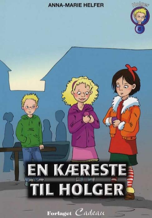 Image of En kæreste til Holger (Bog)