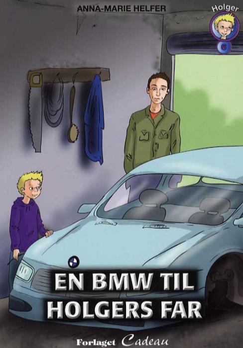 Image of En BMW til Holgers far (Bog)