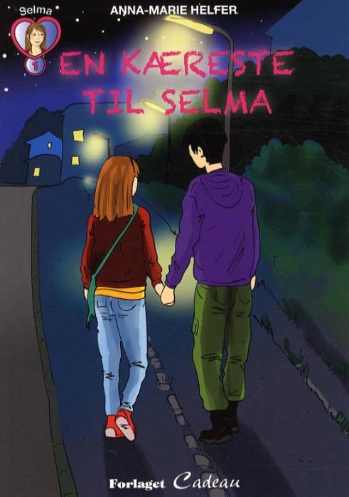 Image of En kæreste til Selma (Bog)