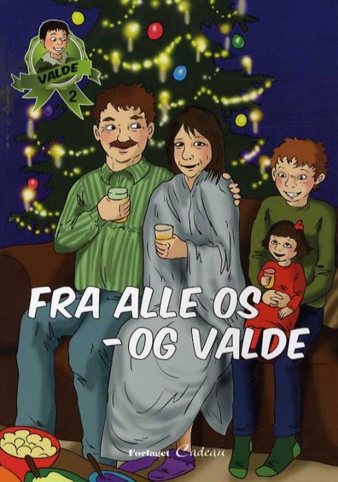 Image of Fra alle os - og Valde (Bog)