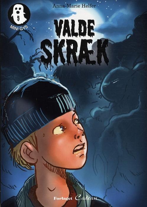 Image of Valde Skræk (Bog)
