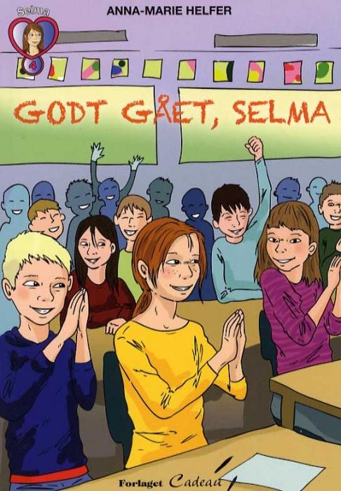 Image of Godt gået, Selma (Bog)