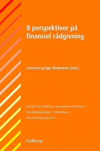 Image of   8 Perspektiver på finansiel rådgivning (Bog)
