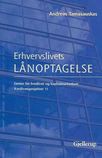 Image of Erhvervslivets lånoptagelse (Bog)