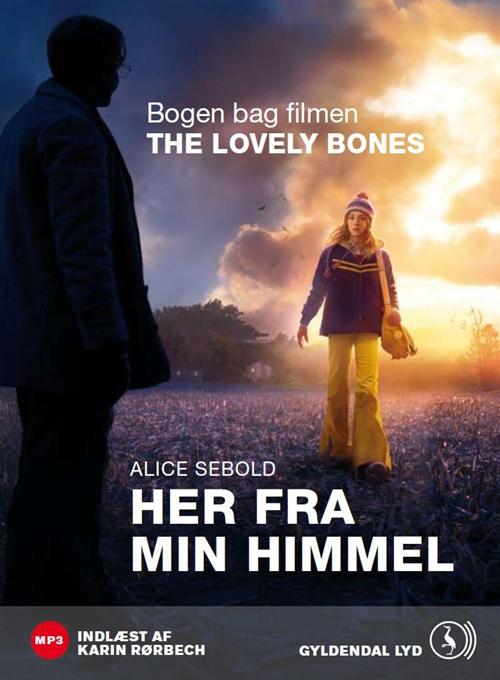 Image of Her fra min himmel (Lydbog)