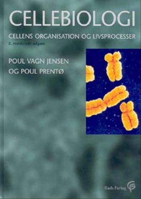 Image of   Cellebiologi (Bog)