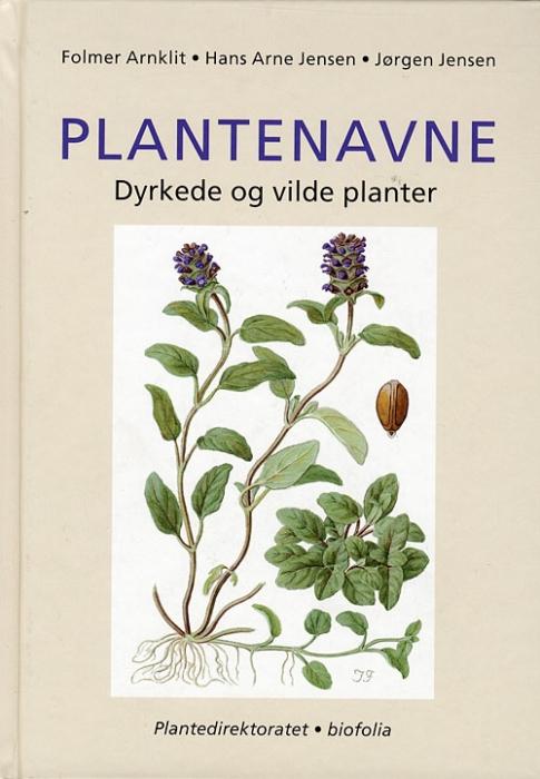 Plantenavne (Bog)