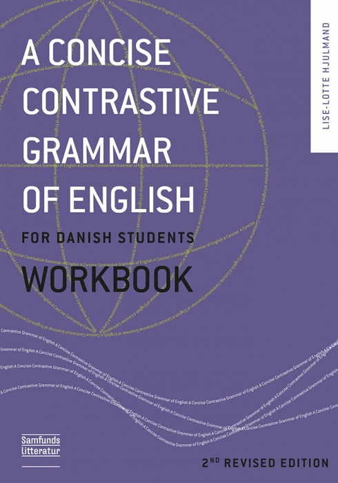 Image of   A Concise Contrastive Grammar Of English - Workbook (Bog)