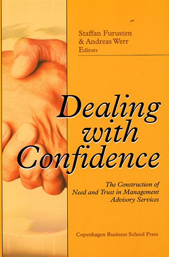 Image of   Dealing with confidence (Bog)