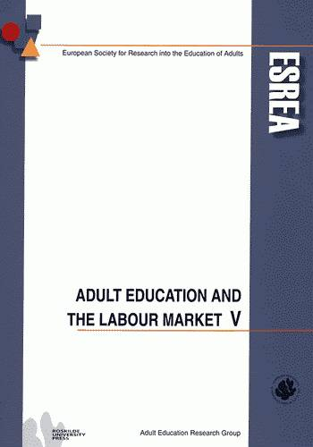 Image of   Adult education and the labour market (Bog)