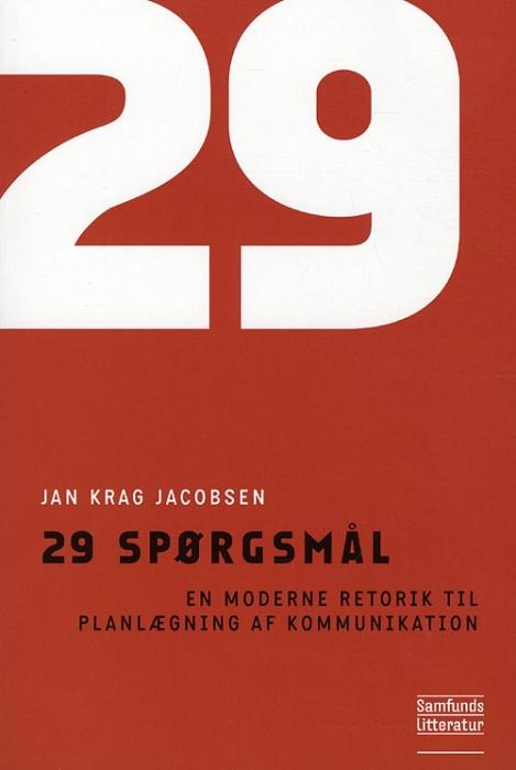 Image of   29 spørgsmål (Bog)