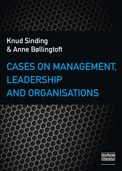 Image of Cases on Management, Leadership and Organisations (Bog)