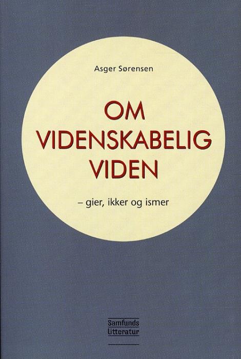 Image of Om videnskabelig viden (Bog)