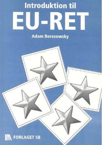Image of Introduktion til EU-ret (Bog)