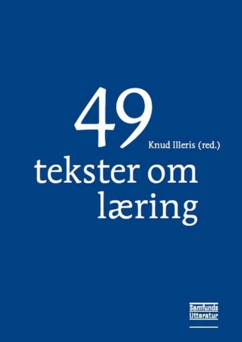 Image of   49 tekster om læring (Bog)