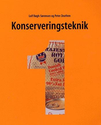 Image result for Konserveringsteknik 1 Bøgh-Sørensen