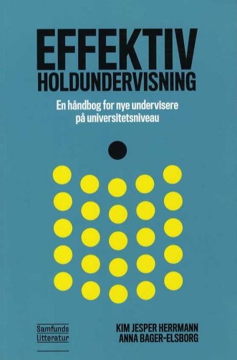Image of Effektiv holdundervisning (Bog)